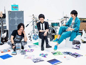 「UNISON SQUARE GARDEN」、B面ベストアルバム引っ提げホールツアー開催