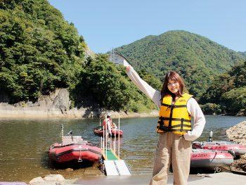 けん玉文化が息づく長井市で「ながい百秋湖ボートツーリング」を体験!