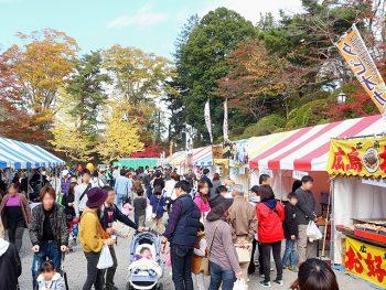 福島県内外のグルメが棚倉町に大集合!YouTuber「はらぺこツインズ」も登場