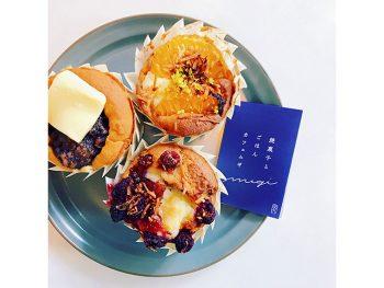 マルクト朝市に、仙台市の「CAFE MUGI」が出店!