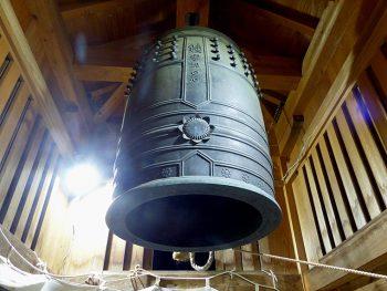白石市の歴史に縁深い鐘を、大みそかに鳴らそう