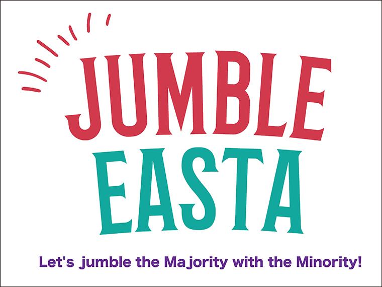 新イベント「JUMBLE EASTA」発足!石崎ひゅーい、Saucy Dogら出演