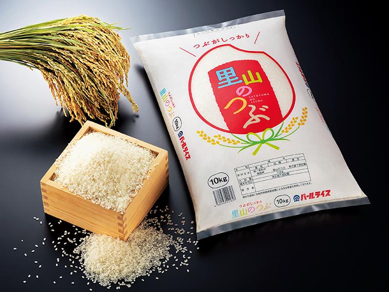福島県が11年の歳月をかけて開発したオリジナル品種『里山のつぶ』。粒に存在感があり、料理の多様性が広いので、飲食店向けの米としても魅力的