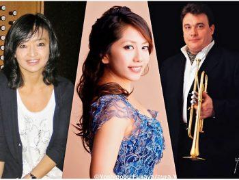 パイプオルガン、トランペット、ソプラノが奏でる荘厳なクリスマスコンサート