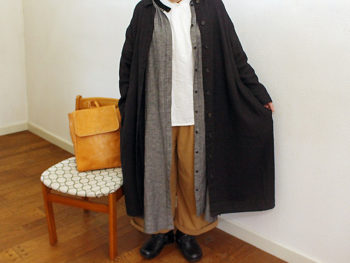 コートまで入った福袋販売と、人気商品が割引になるセール