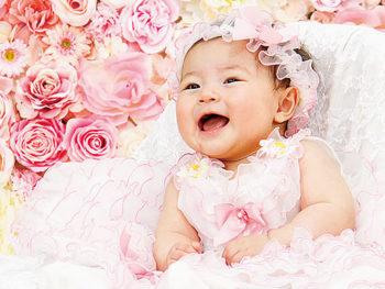 お得な特典満載!「赤ちゃん撮影会キャンペーン」。撮影・衣装・商品1点込みで3,300円