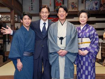 NHK連続テレビ小説「エール」、スタジオ取材会が開かれました!