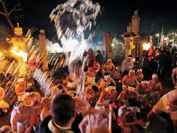 一年に一度だけ。最も霊験高い日に御祈願できる『高松山初寅祭』