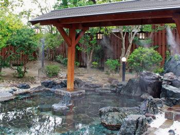 福島市・飯坂温泉にある、多彩な風呂が魅力の温泉宿