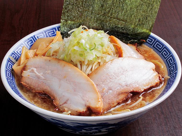 「特製叉焼麺(しょうゆ)」(1,100円)