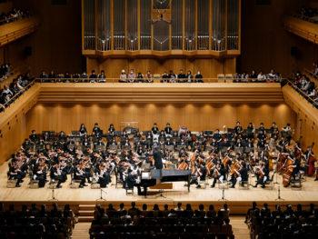 坂本龍一率いる「東北ユースオーケストラ」福島公演開催!