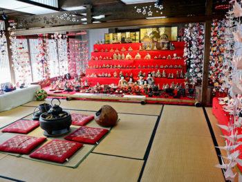 丸森町「齋理屋敷」に代々伝わる、雛人形を見に行こう