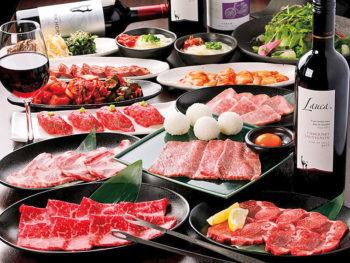 創業18周年!年に一度の感謝祭!国産牛食べ&飲み放題が3,900円!!