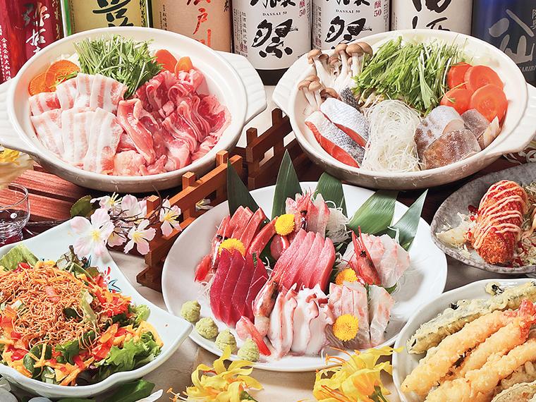 読者特典(3)で、「獺祭」「AKABU」「陸奥八仙」など東北の銘酒も飲み放題に追加!