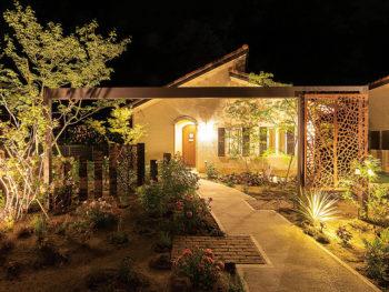 家族の豊かな時間を育む、庭のある暮らしを提案する『リトルベアガーデン』