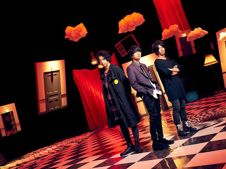 「ユニゾン」、対バンツアー開催!仙台公演には「フレデリック」が登場
