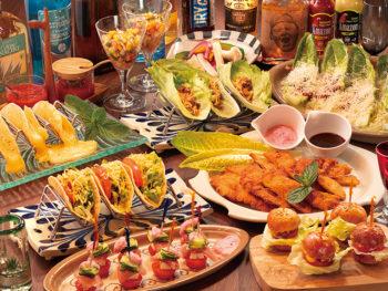 本格メキシコ料理と個性豊かなテキーラが自慢!ムードあふれる店内で仲間と盛り上がろう!!