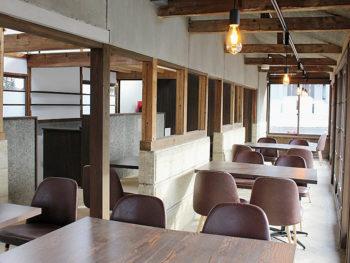 子ども連れでも安心の、ゆったりできるカフェが福島市にオープン!