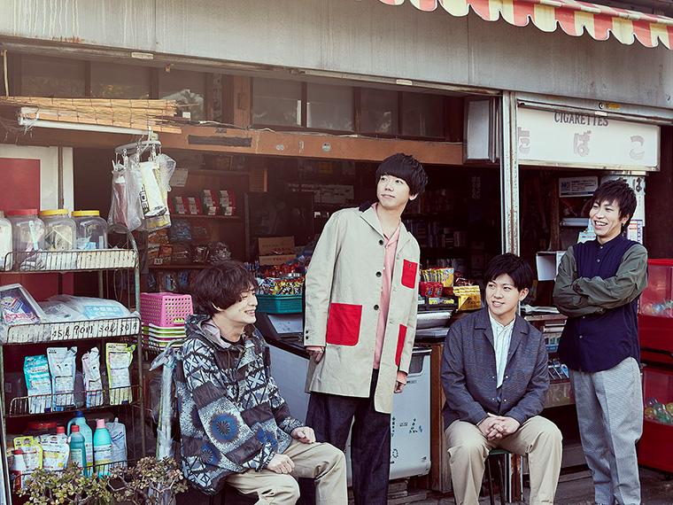 「sumika」、バンド史上最大規模のアリーナツアーで仙台に登場