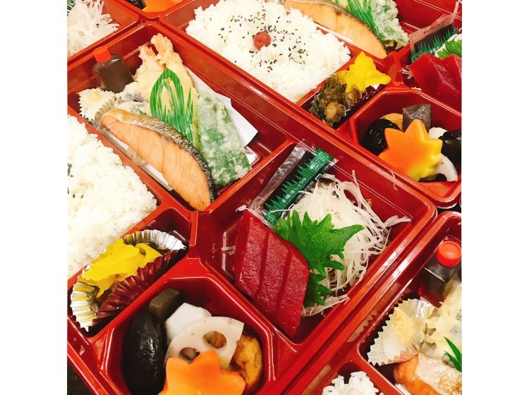 【味処東本店】弁当、一品料理など