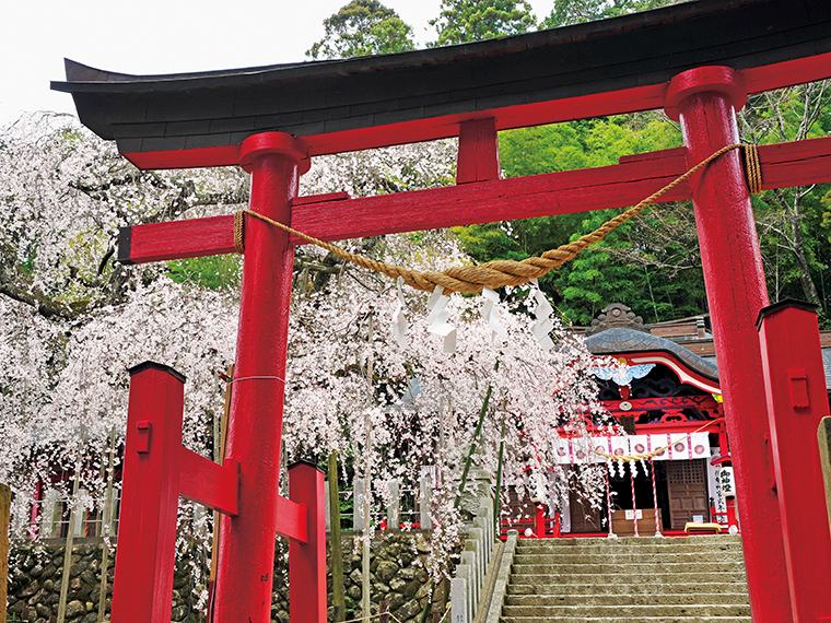 小川諏訪神社(いわき市)