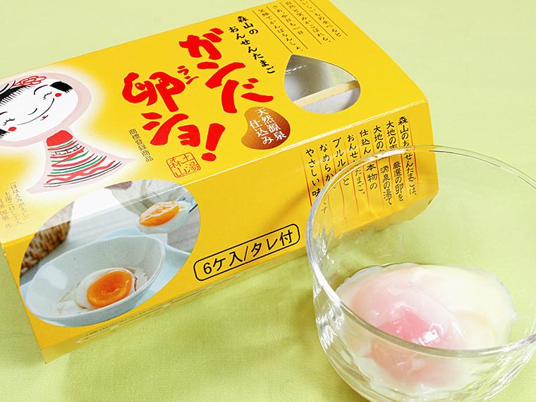 「ガンバ卵ショ」(6個・648円 )
