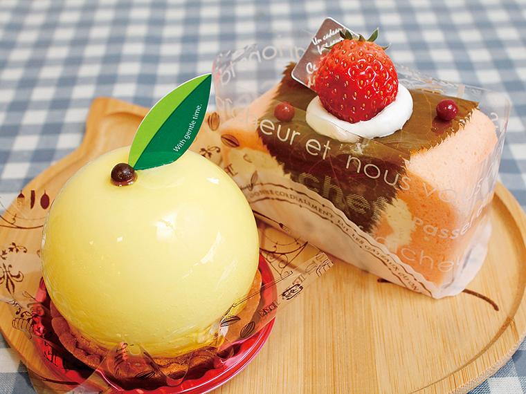 19【ケーキ工房 Patisserie MoMo(パティスリーモモ)】CJオリジナルセット(通常760円)