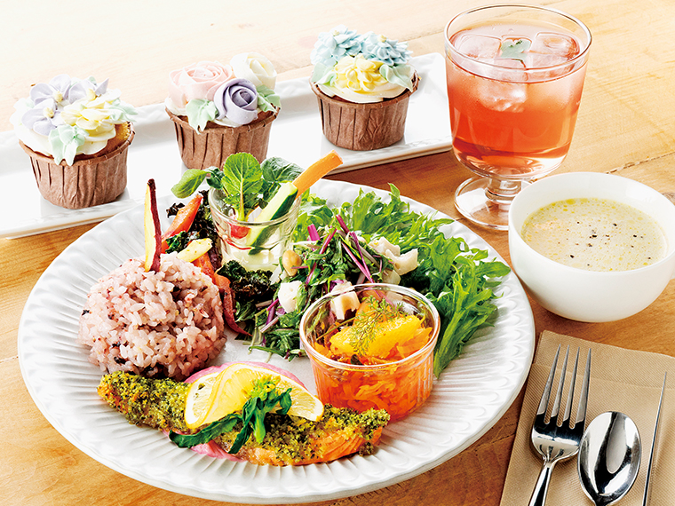 CAFE&DELI BLOOMING CAFE(白河市)