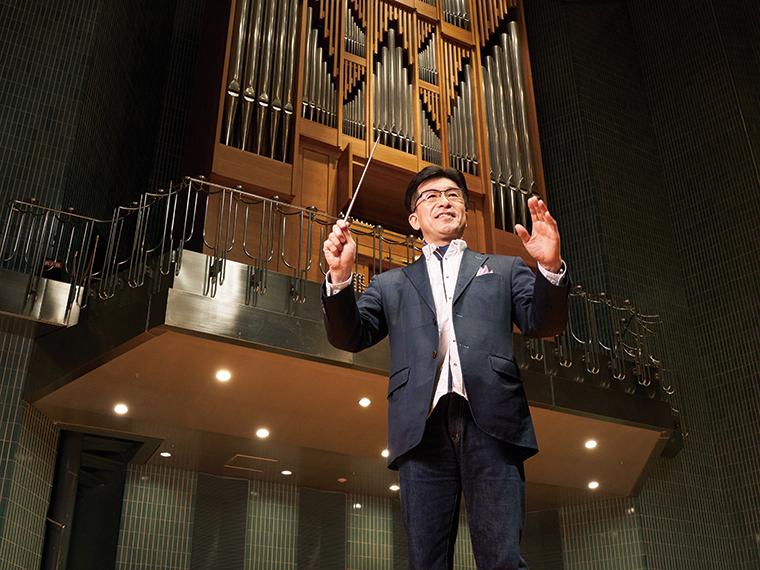 撮影地/ふくしん夢の音楽堂(福島市音楽堂)・福島市古関裕而記念館