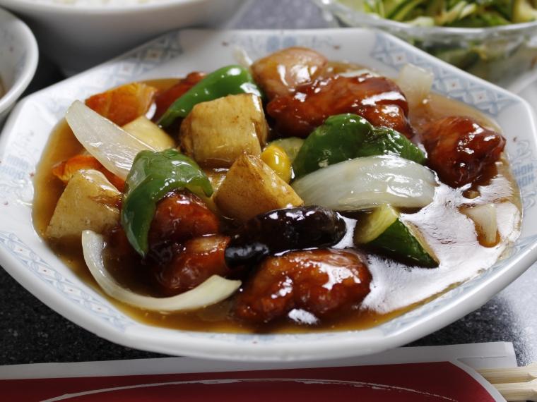 【王芳(おうほう)】中華料理、中華丼など