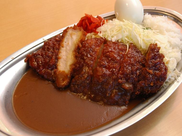 【HAPPY HAPPY CURRY(ハピカレ)】カレー、ソースカツ丼など