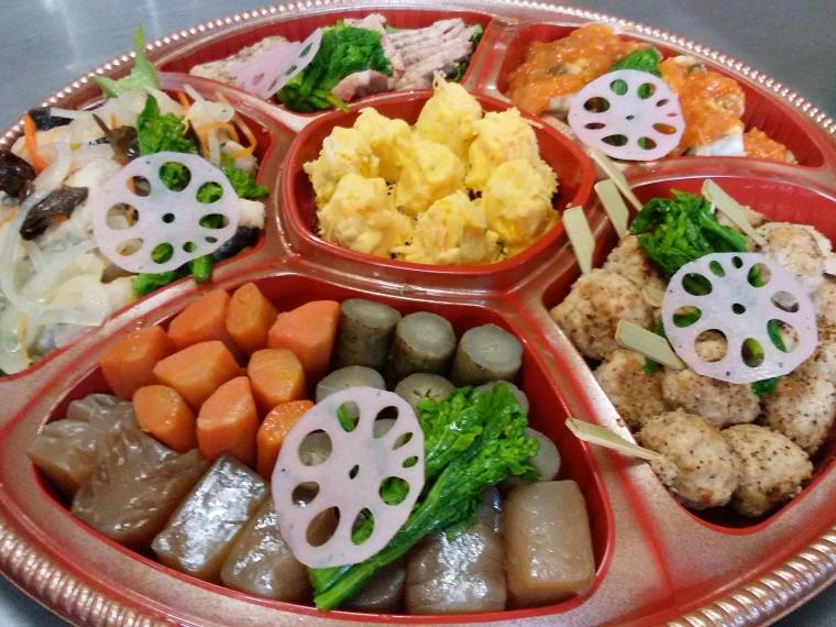 【和風料理まるふじ】弁当、オードブルなど
