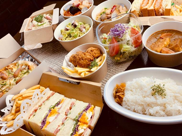 【羅布乃瑠 沙羅英慕(サラエボ) 福島店】弁当、サンドイッチなど
