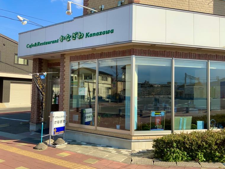 【本宮市/カフェレストラン かなざわ】ナポリタン、ピラフなど