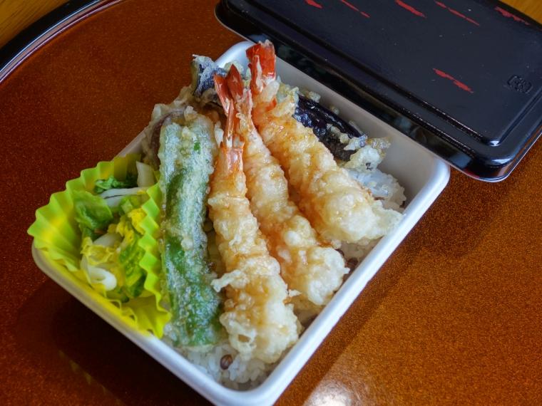 【二本松市/やまいち】天丼、そばセットなど