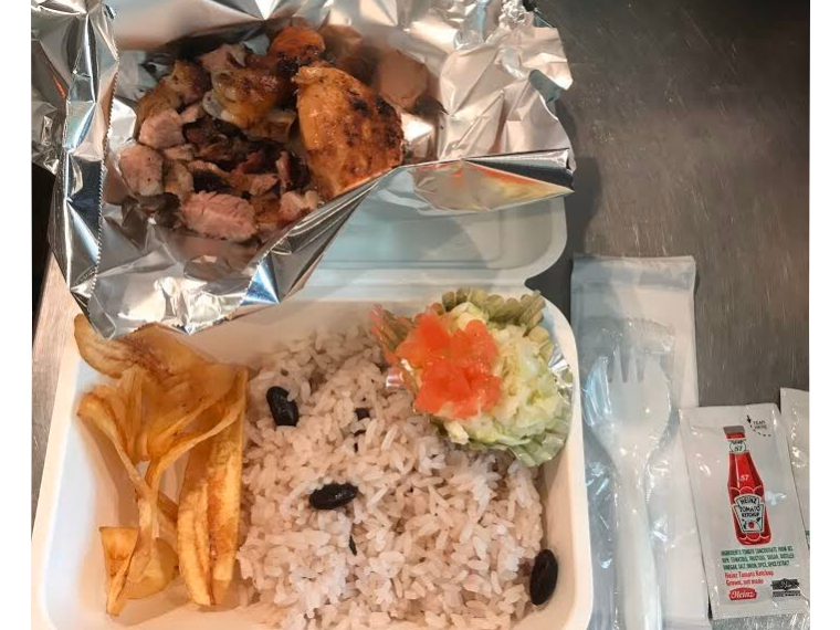 【Grill Jamaica(グリル ジャマイカ)】ジャマイカ料理弁当など
