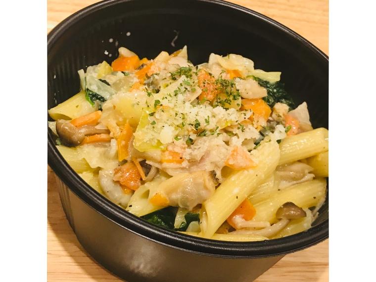 【福島×イタリアン Cucina(くっちぃな)】ハンバーグ丼、ペンネなど