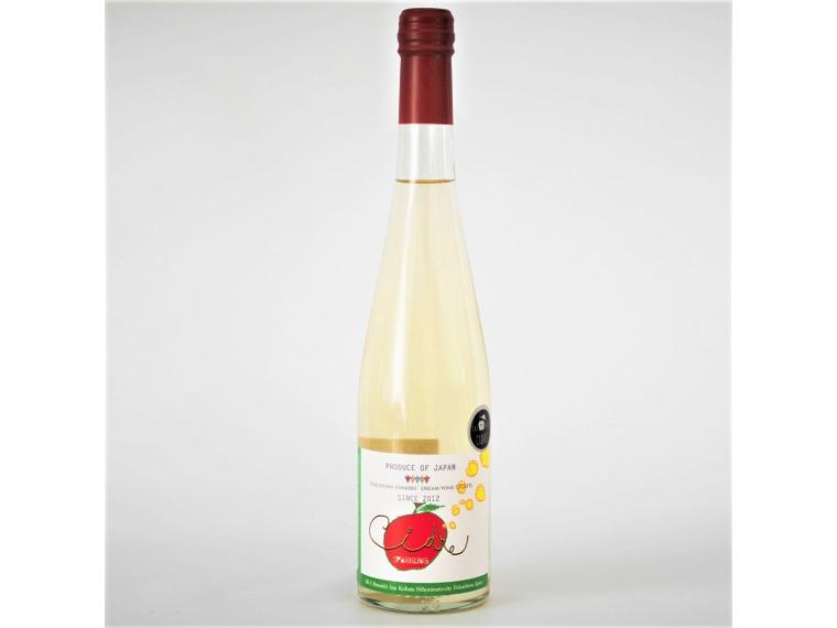 【ふくしま農家の夢ワイン】シードル(500ml)1,320円