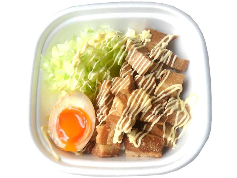 【伏竜 福島中央店】チャーシュー丼、ジャージャー麺など
