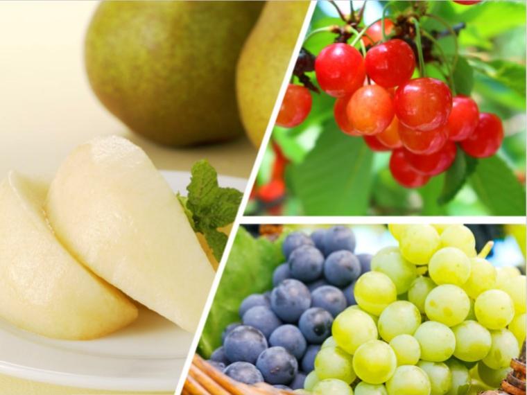 【道の駅よねざわ】果物定期便(山形県の旬のおいしい果物を定期でお届け。通年で全7回) 32,400円