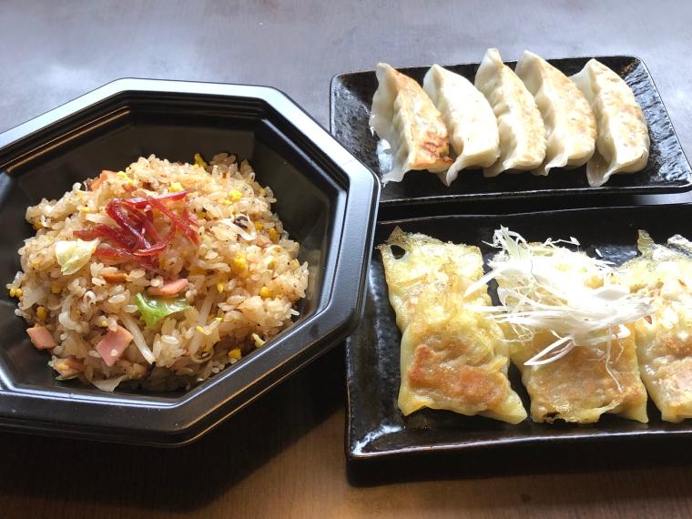 【川俣町/旨いラーメン屋 壱麺】チャーハン、餃子など