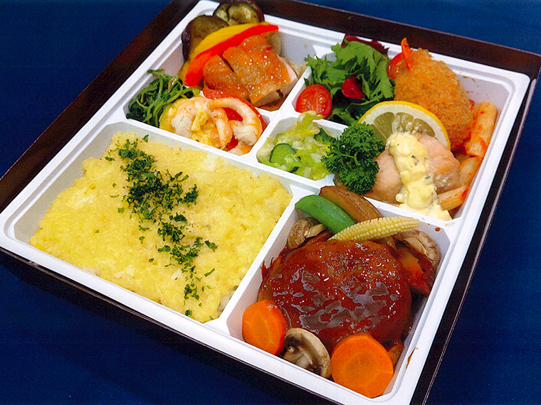 【(株)ウェディング エルティ】お弁当、オードブルなど