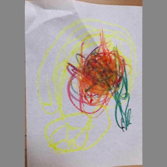 さいとうゆきのさん(3歳)