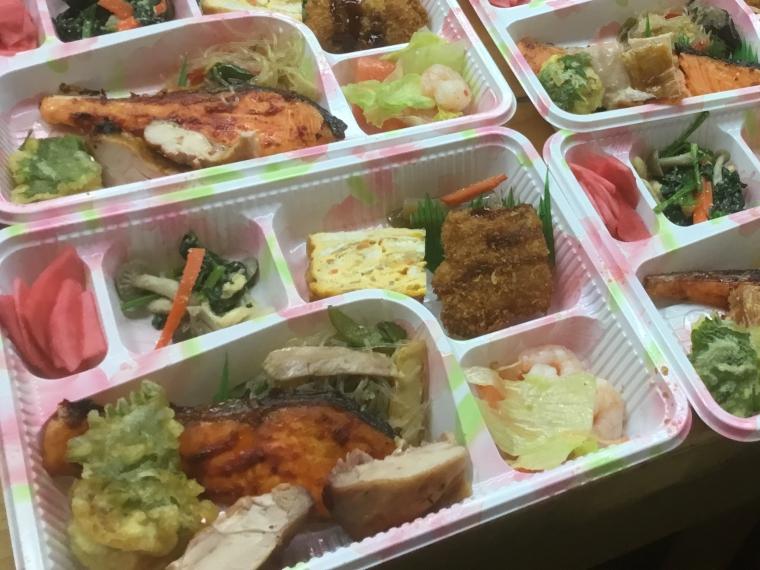 【(有)つけもの高田食品店】弁当、総菜など