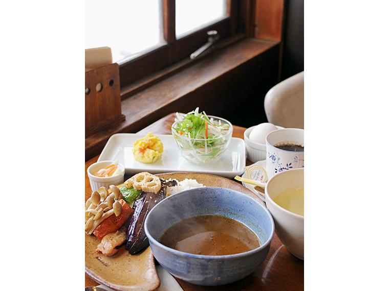 「茂庭っ湖スープカレー」(1,250円)