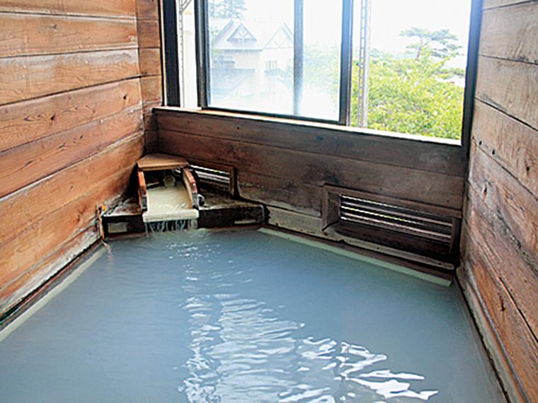 貸切風呂「憩いの湯」