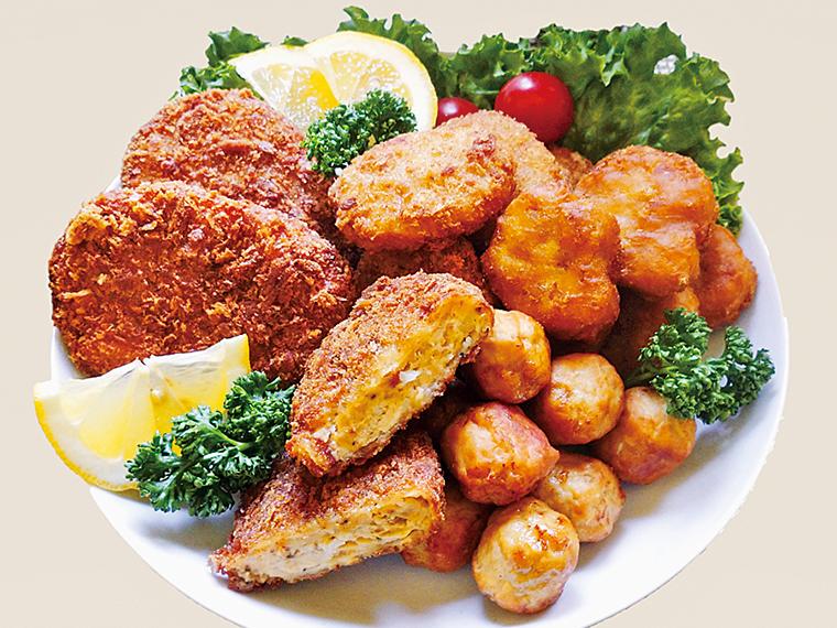 「川俣シャモ冷凍詰め合わせ」など福島県産鶏肉の加工品を15名様に!