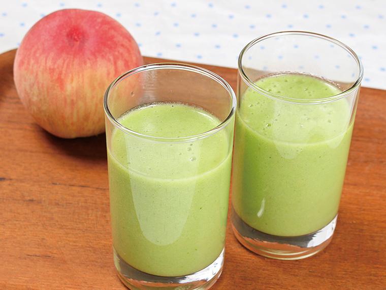 【福島の農家レシピ】おうちで桃スムージーを作ろう!