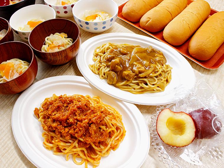 【ソフト麺にコッペパンも!】通販で買える「懐かしの給食お届け便」の試食会に行ってきた【福島県北企業がコラボ】