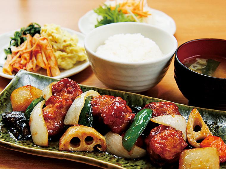 【旬菜うちごはん 菜々家(ななや)/福島市】会計から100円引き!